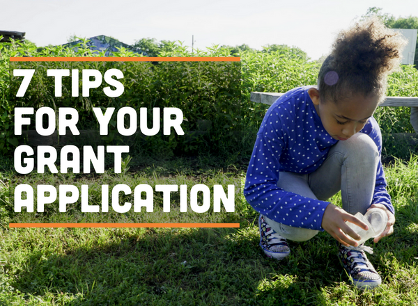 Whole Kids Foundation   7 Tips for Writing a Stellar Grant